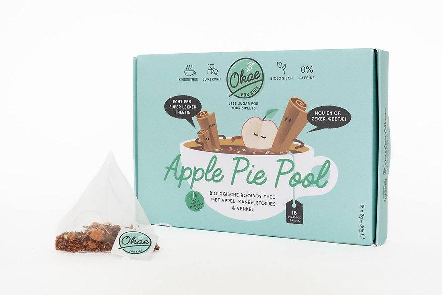 Apple Pie Pool thee voor kinderen