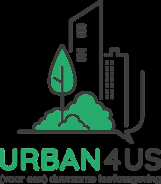Urban4Us Huisstijl Peerdrops