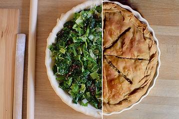 Greek pie