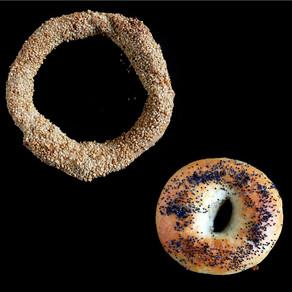 Sourdough bread rings