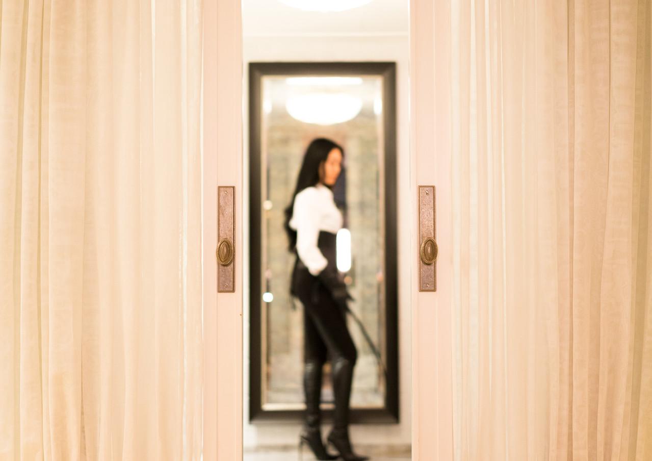 International Leather Mistress Chiaki