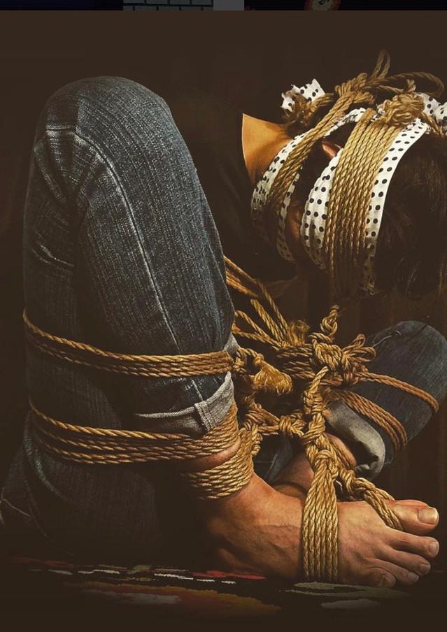 Shibari Slave
