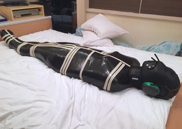 Mummification by Domme Chiaki