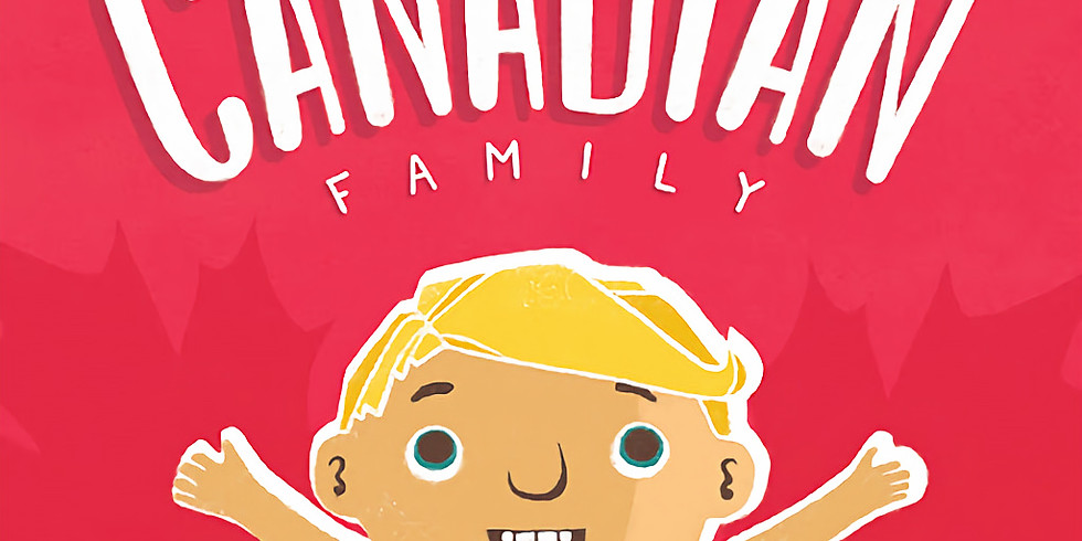 My Canadian Family Calgary Book Launch