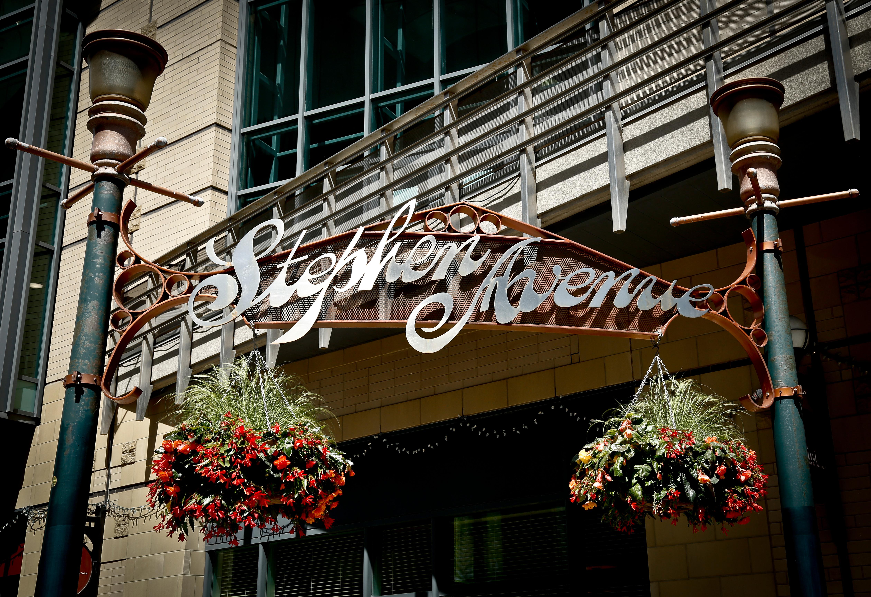 Historic Stephen Ave