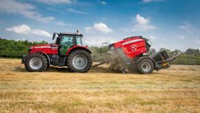 Massey Ferguson baler hopes to redefine forage production