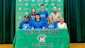 Banks signs with  Lindsey Wilson College Blue Raiders