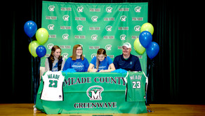 Gallimore signs with University of West Florida
