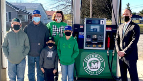 Meade County Spirit Pump Comes to Midway