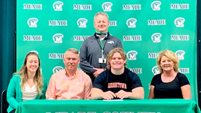 Rhoads signs with Georgetown College