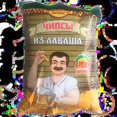 """Чипсы из лаваша """"Кавказские застолья"""" со вкусом шашлык"""