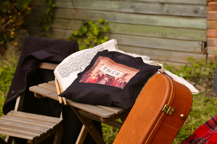 Beautiful THEN Tote Bags