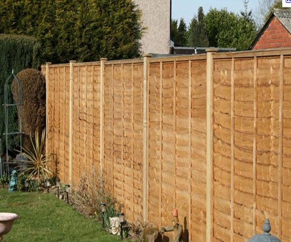 Wilton forestry - fence panels