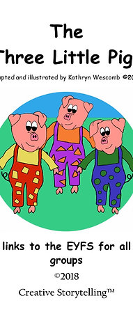 The three little pigs - Full links to learning
