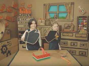 Aprenda a fazer uma cesta de melancia com a Calçados Bibi