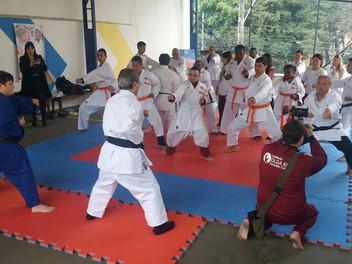 Aliança Navegação e Logística anuncia apoio institucional ao projeto Karatê e Taekwondo do Instituto
