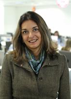 Silvia Aragão, diretora comercial e de novos negócios da Orbitall