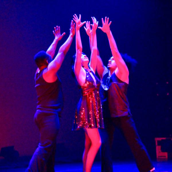 Dancer - Ascension - Alvon Reed - Spring 2019