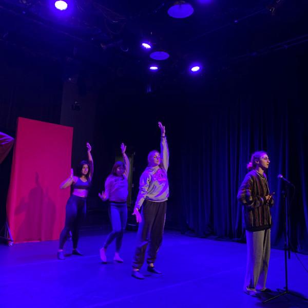Co - Director/Ensemble - Boundless: A Cabaret - Maddi Mulgrew, Abby Evans, Jenna Makkawy - Fall 2019