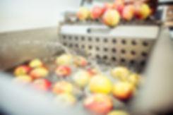 Produktion Apfelsaft, Epflsoft, Apfelsaft Meranerland