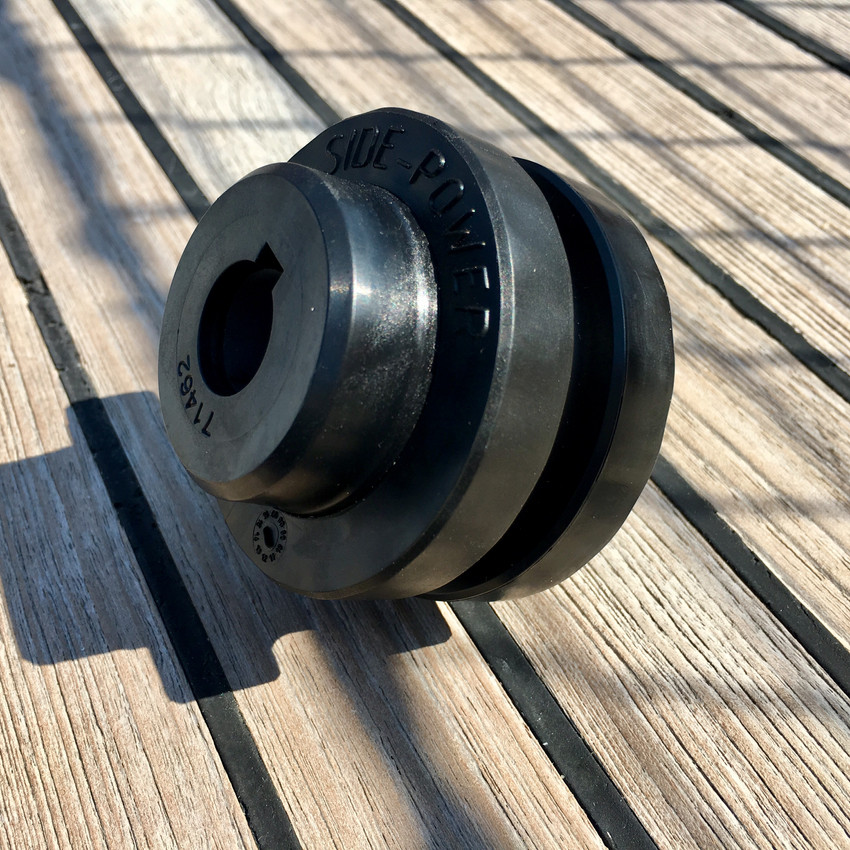 Bow thruster mechanical fuse