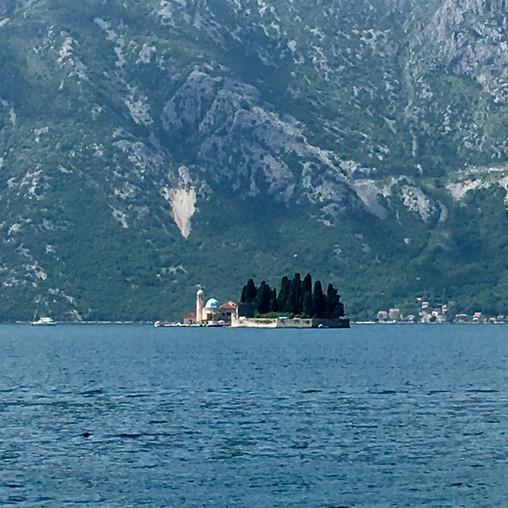 Islet in Montenegro