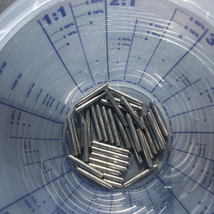 Metal bearings