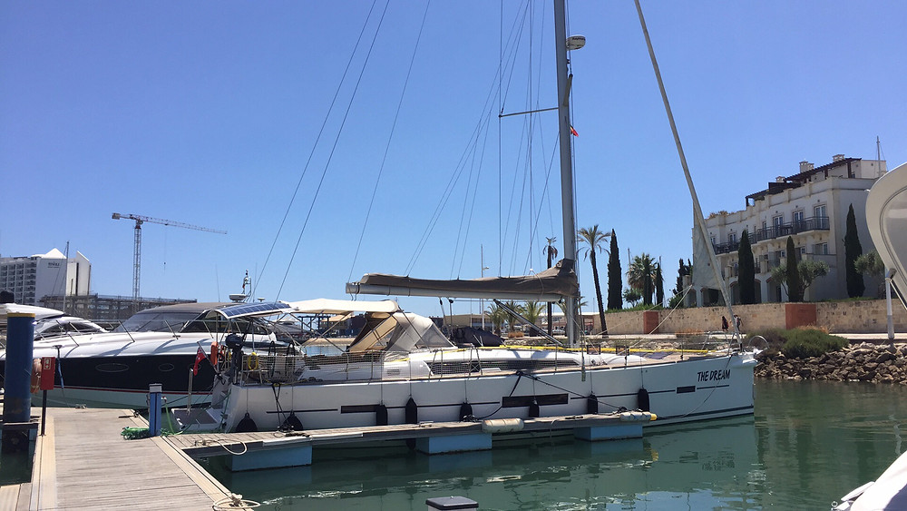 The Dream at Vilamoura Marina