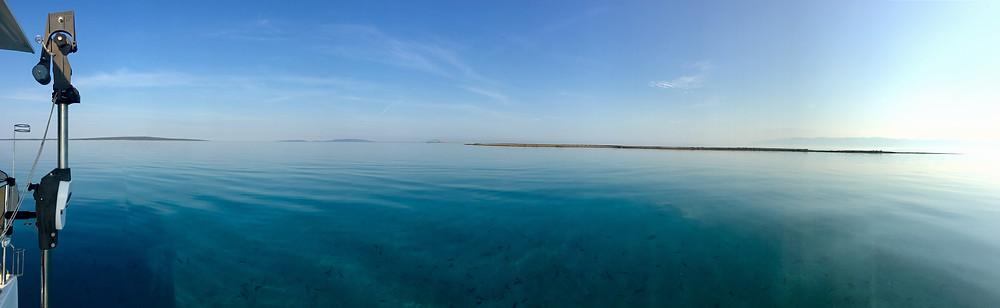 South of Sip Islet - Olib 44º24'953N 014º45'377E