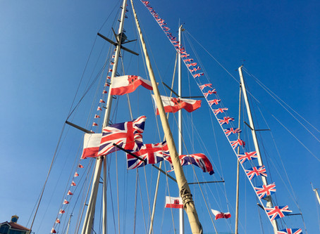It's Gibraltar National Day!