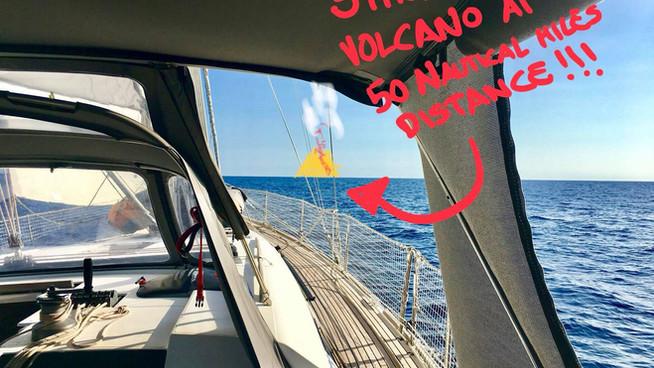 2018-08-29 Palinuro > Vulcano Island, Italy