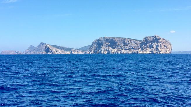 2018-07-07 Mahon, Menorca, Spain > Alghero, Sardinia, Italy