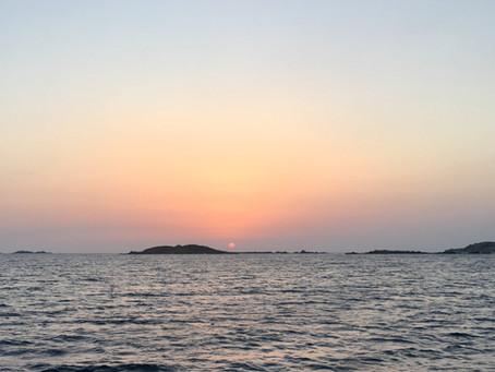 2018-07-15 Isola Rossa, Sardinia > Golfe de Pinarellu, Corsica