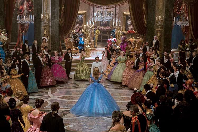 Askepott på ballet