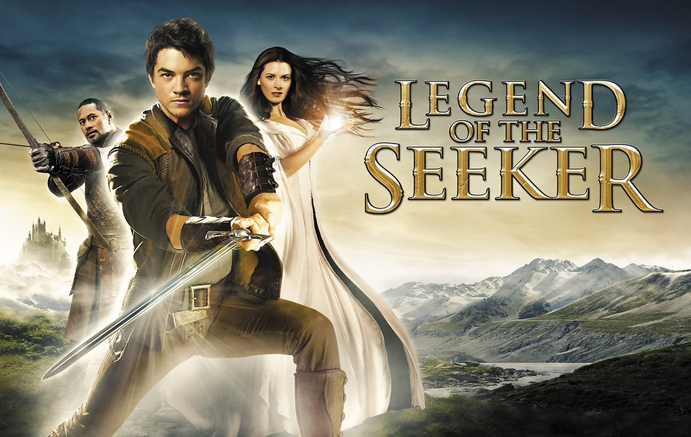 TV-adaptasjonen av Sword of truth: Legend of the seeker.