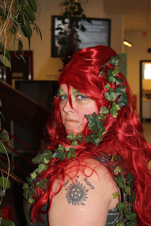 Popkultåpning vinner Angelica Balchen Poison Ivy