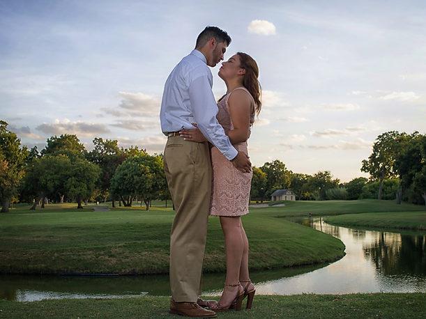 San Antonio, Tx Engagement mng by Mike Noemi