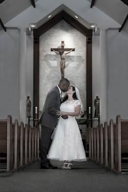 Church Toni&RonWedding