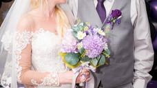 The Wedding at Yorktown Va.
