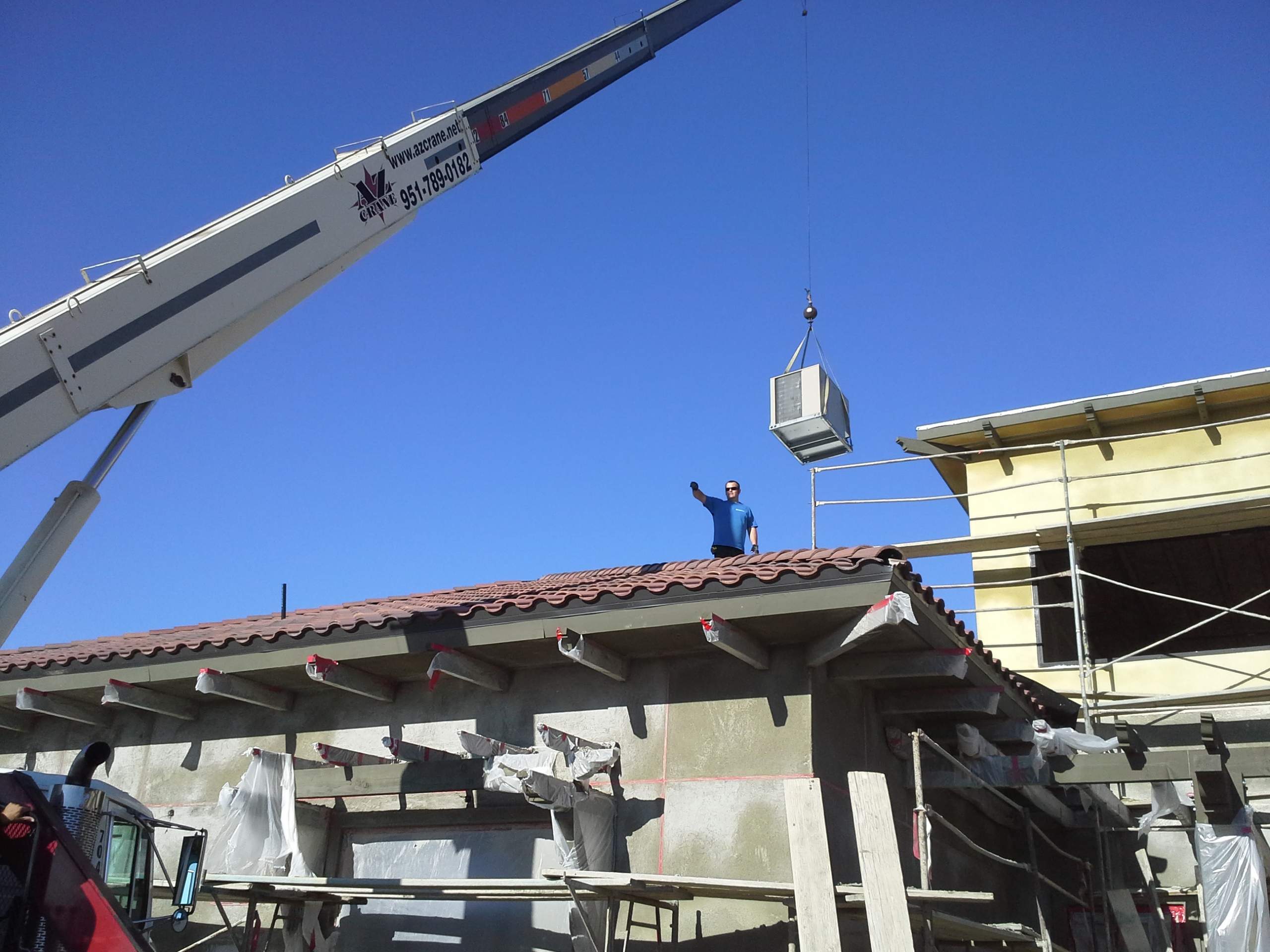 Roof Top Unit Installation.jpg