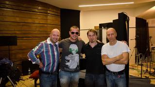 Ivan Dimitrov, Martin Valihora, Pavel Morochovič, Juraj Griglák