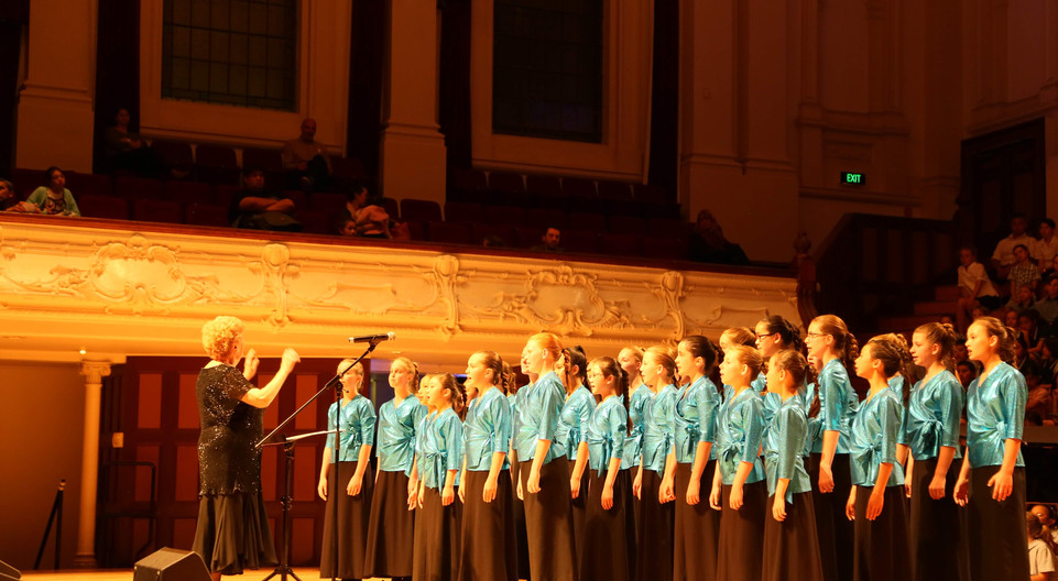 APPA (Auckland Primary Principals' Association) Music Festival Night