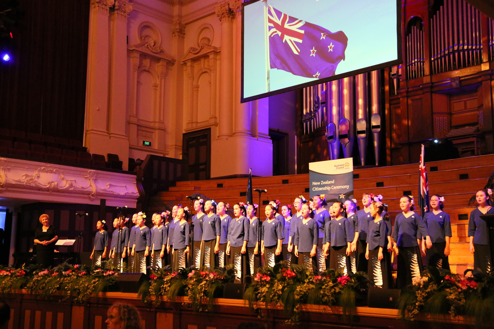 New Zealand Citizenship Ceremony