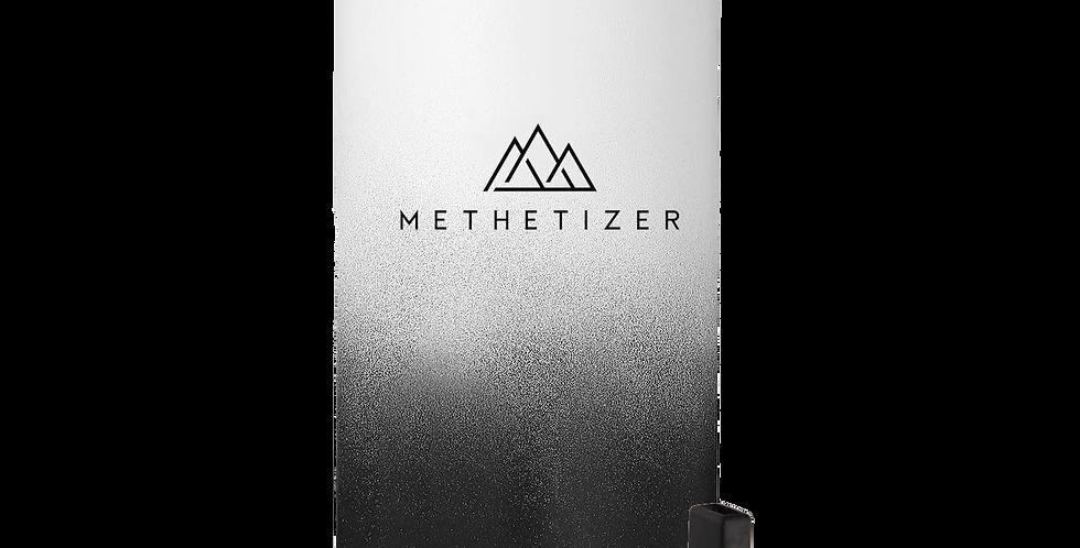 Mountain Bottle - Black and White