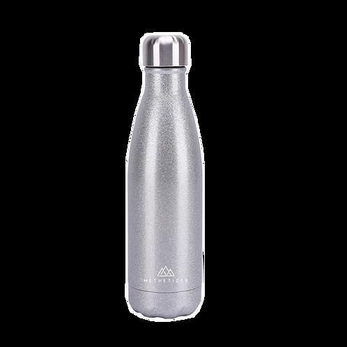Daily Bottle - Silver Glitter