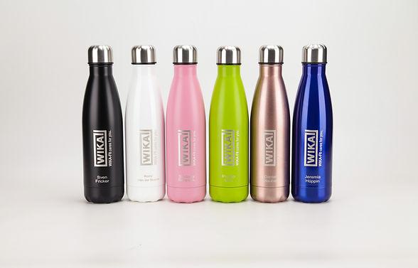 Trinkflasche mit deinem Logo von Methetizer