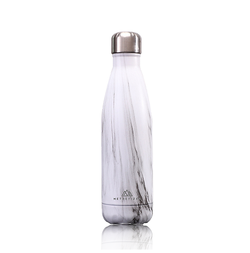 Daily Bottle - White Wood