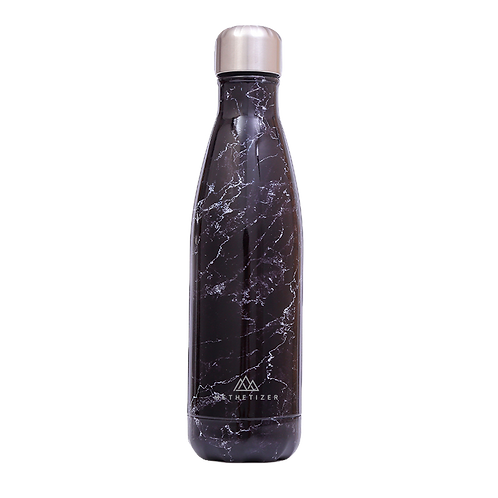 Daily Bottle - Black Marble