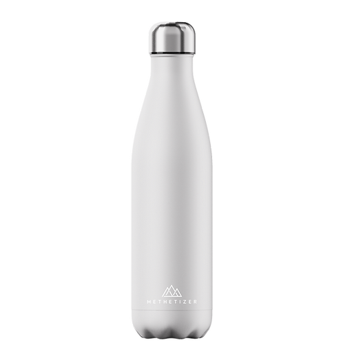 Daily Bottle Large - Shiny White