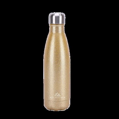 Daily Bottle - Gold Glitter